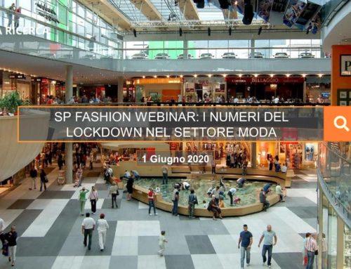 Fashion Webinar: I numeri del lockdown nel settore moda
