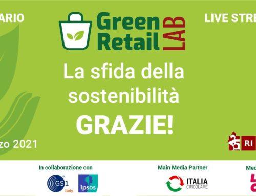 """SEMINARIO """"Green Retail LAB: La sfida della sostenibilità"""""""